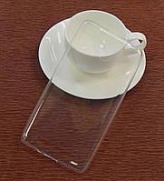 Силиконовый ультратонкий чехол 0,3мм для Huawei P8 Lite white