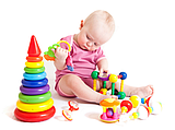 Іграшки для малюків.