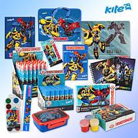 Набор первоклассника для мальчика Transformers 28 предметова