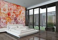 Фотообои бумажные на стену 366х254 см 8 листов: Цветы