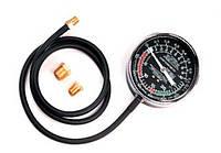 Тестер вакуумной и топливной системы + адаптеры TRISCO G-311