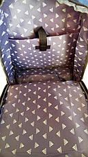 Универсальный рюкзак для школы и прогулок качественная реплика Adidas синий, фото 3