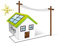 Сетевая солнечная станция 3 кВт