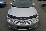 Дефлектор капота, мухобойка Toyota Camry c 2006-2009 г.в. VIP