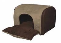 TRIXIE - Hollis Лежак - пещера для собак, песочно-коричневый, 43x32x36см