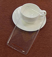 Силиконовый ультратонкий чехол 0,3мм для Sony Z5mini/Z5 Compact White