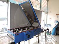 Туннельная сушка модель TD-3-6000-680-1520-ET