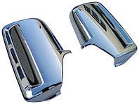 Накладки на зеркала Volkswagen Crafter 06- Carmos