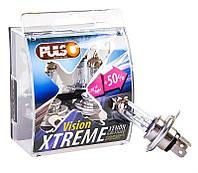 Автолампы Pulso H4 60/55w Xtreme Vision 42653 (2шт) +50%