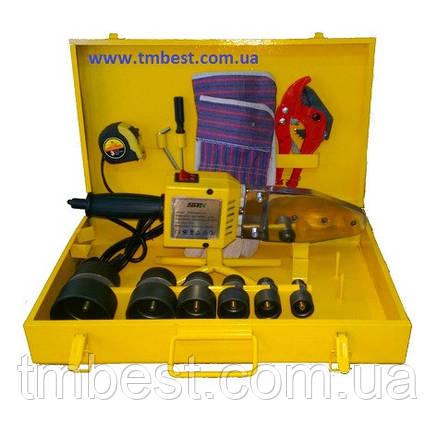 Паяльник для пластиковых труб ППР SRK 1600 W, фото 2