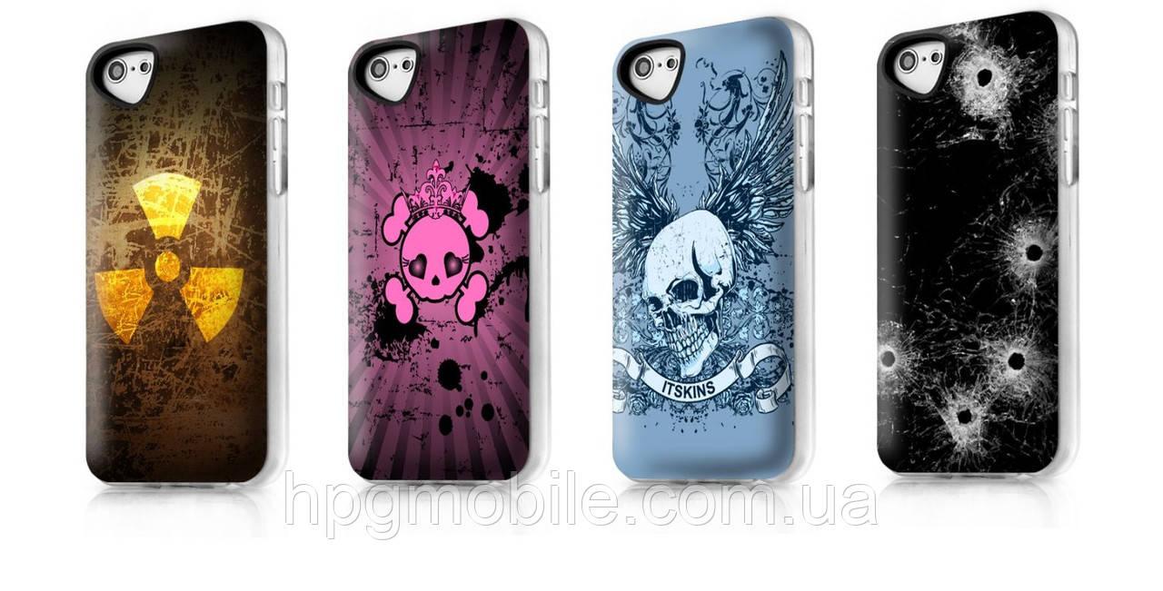 Чехол для iPhone 5/5s - itSkins Phantom cover - HPG Mobile. Мобильные запчасти, аксессуары и другие товары по лучшим ценам в Харькове
