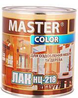 Лак нитро НЦ-218 глянцевый 0,32 кг (бутылка) Master Color