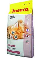 Josera Cat Minette 10 кг - Корм для котят до 12-и мес.,а также для беременных и кормящих кошек