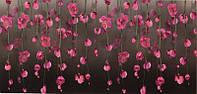 Фотообои на плотной бумаги для стен 408*196 см 12 листов: Цветы, Флора №21