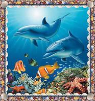Фотообои бумажные на стену 194*208 см 12 листов: Детские, Родная Стихия