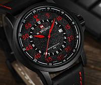 Наручные кварцевые часы Naviforce NF9076 влагозащита!