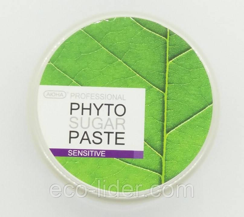 Фито шугаринг Sensitive для чувствительной кожи hard (плотная), Аюна 280 г.