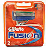 Лезвии для бритья Gillette Fusion 2 шт