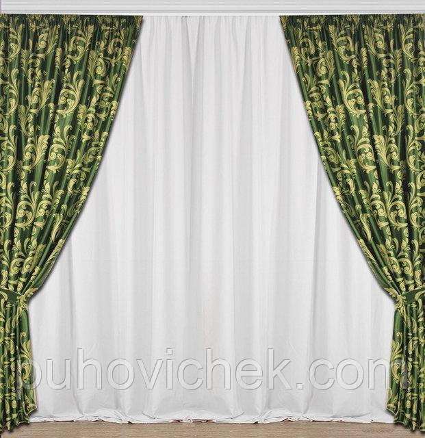 Готовые шторы и портьеры