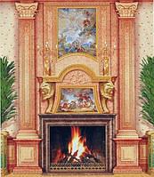 Фотообои из бумаги для стен 201*242 см , 15 листов, Архитектурные сооружения, Радость Бытия