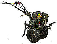 Мотоблок бензиновый 6,5 л.с. Zirka BD70G01 бесплатная доставка на дом!