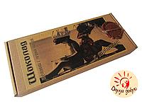 """Шоколад подарочный """"С любовью"""" тёмный с черносливом 150 гр"""