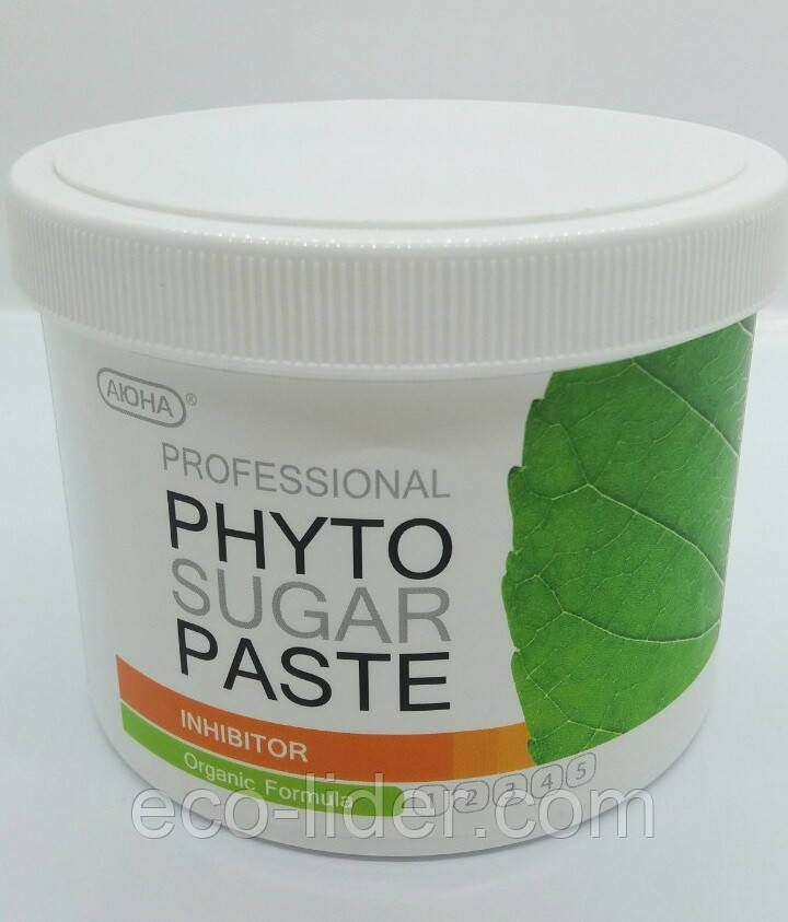 Фито шугаринг INHIBITOR замедляющий рост волос Hard Plus (очень плотная), Аюна 800 г.