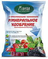 Комплексное удобрение на 6 месяцев. Для земляники, малины, крыжовника, ежевики, вишни, черешни и томатов.