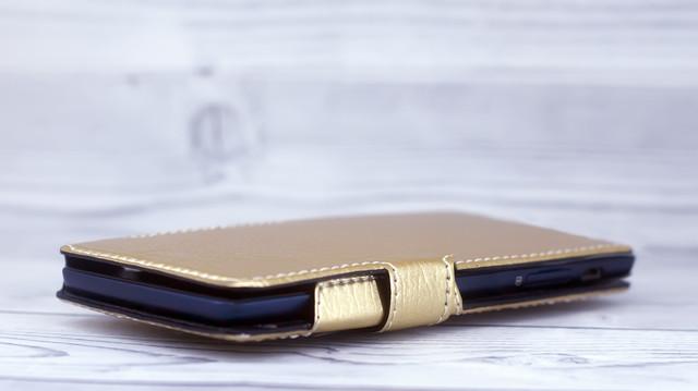 Чехол книжка для Huawei GT3 (вид сбоку)