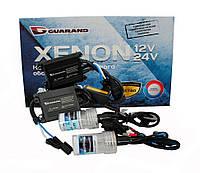 Комплект ксенона Guarand Slim 35W H27 6000K