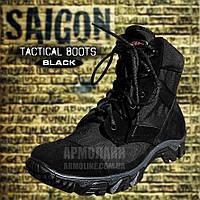 Кроссовки тактические (SAIGON) BLACK