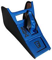 Консоль ВАЗ 2106 синяя