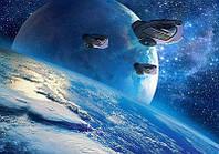 Фотообои Детские, Космос, Люкс,207*144 см , 9 листов