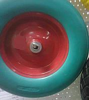 Колесо к тачке полиуретановое 480-8, 395/96мм