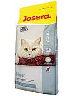 Josera Cat Leger - корм для малоактивных, кастрированных и стерилизованных котов и кошек 10 кг