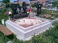 Доставка и установка памятников и надгробий