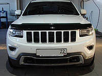 Дефлектор капота, мухобойка Jeep Grand Cherokee 2011- SIM