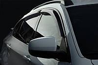 Дефлекторы окон, ветровики BMW X6 2008-(E71, E72) SIM