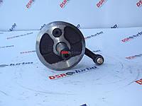 Коленчатый вал на пусковой двигатель (ПД) 10