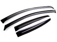 Дефлекторы окон, ветровики NISSAN QASHQAI+2 2008- SIM