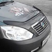 Дефлектор капота, мухобойка Geely FC, Vision с 2007 г.в. VIP