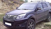 Дефлектор капота, мухобойка Great Wall H3 с 2010 г.в. VIP