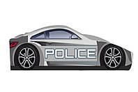 Ліжко машинка БРЕНД Поліція, фото 1