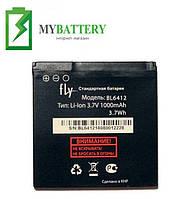Оригинальный аккумулятор АКБ батарея Fly BL6412 IQ434 E158