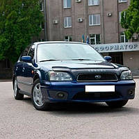 Дефлектор капота, мухобойка Subaru Legacy III c 1998-2003 г.в., Outback II с 1999-2003 г.в.