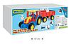 Великий іграшковий трактор Гігант з причепом (66100), фото 6
