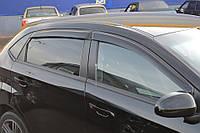 Дефлекторы окон, ветровики CHERY Bonus, A13 Hb 5d 2011- Cobra