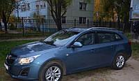 Дефлекторы окон, ветровики Chevrolet Cruze Wagon 2012- Cobra