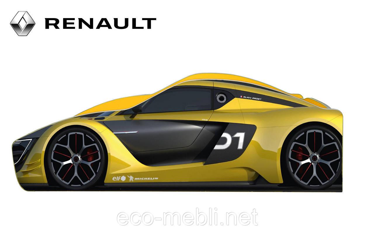 Ліжко машинка БРЕНД Renault