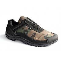 Надежные качественные мужские кроссовки в стиле милитари р.43,44 взрослым и детям